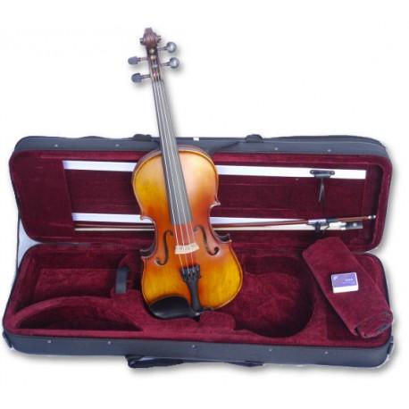 taille 1/8ème petit violon pour enfant 5 ans