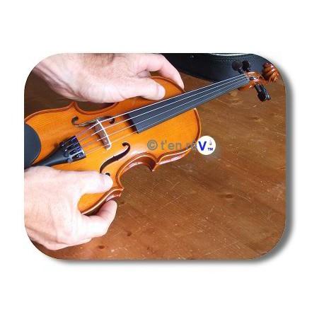 tout petit violon jouet en bois pour enfant 3 ans
