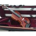 Remarquable violon d'étude Rigozetti 4/4 miel